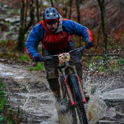 Photo of Michael SANDERSON at BikePark Wales