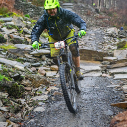 Photo of Mike ALLEN at BikePark Wales