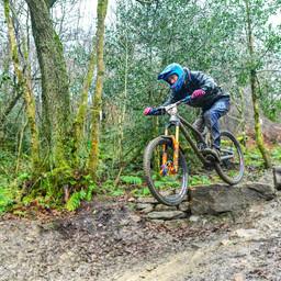 Photo of Robbie WHITE (jun) at BikePark Wales
