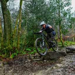 Photo of Mick WHYTE at BikePark Wales