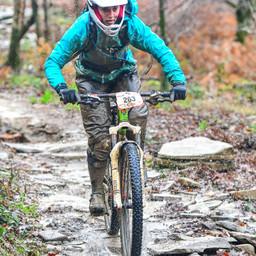 Photo of Emma BRADLEY at BikePark Wales