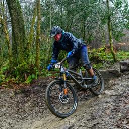 Photo of David BAILEY (mas) at BikePark Wales