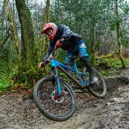 Photo of Dax MANDER at BikePark Wales