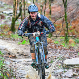 Photo of Gabby HOWELL at BikePark Wales