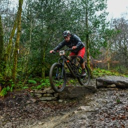 Photo of Sam JONES (sen) at BikePark Wales