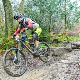 Photo of Oleksii KOLBASKO at BikePark Wales
