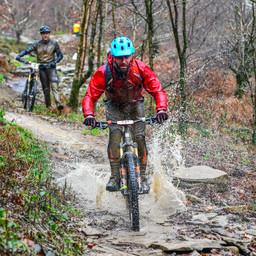 Photo of Dave NEAL at BikePark Wales