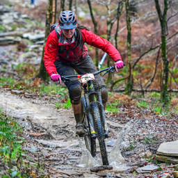Photo of Tyde D'SOUZA at BikePark Wales