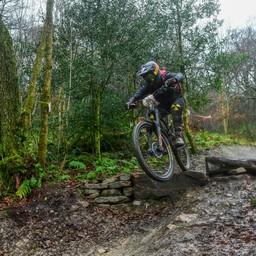 Photo of Kieran WILSON (1) at BikePark Wales