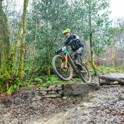 Photo of George HANSCOMB at BikePark Wales