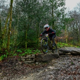 Photo of Abi CROSHAW at BikePark Wales