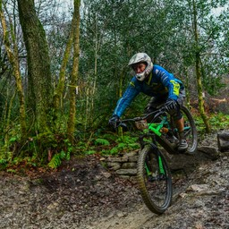 Photo of Kerry SCOTSON at BikePark Wales