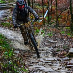 Photo of John COBB at BikePark Wales