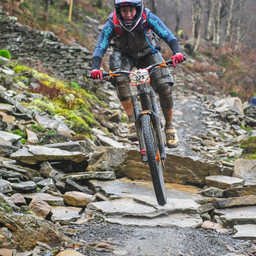 Photo of Katy CURD at BikePark Wales