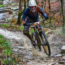 Photo of Mihael TOMANIC at BikePark Wales