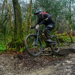 Photo of George FOSTER (2) at BikePark Wales
