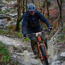 Photo of Lee MITCHELL (vet) at BikePark Wales