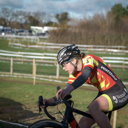 Photo of Zoe BACKSTEDT at Trinity Park Showground, Suffolk