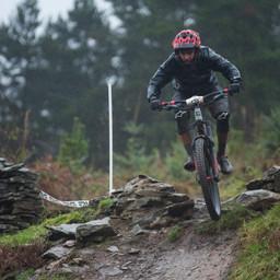Photo of Oscar GONZALEZ at BikePark Wales