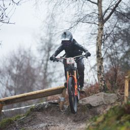 Photo of Finn CLARK at BikePark Wales