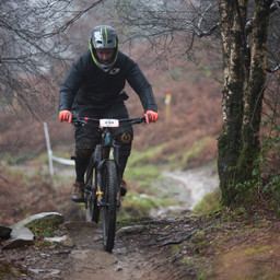 Photo of Andrew SMITH (vet) at BikePark Wales