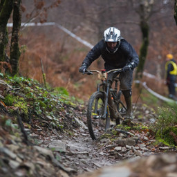 Photo of Alan STRANG at BikePark Wales