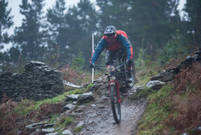 Photo of Michael SANDERSON at BikePark Wales