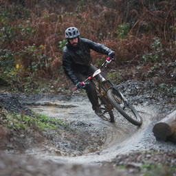 Photo of Ross GILL at BikePark Wales