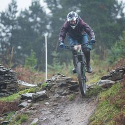 Photo of Lukasz BUBULA at BikePark Wales