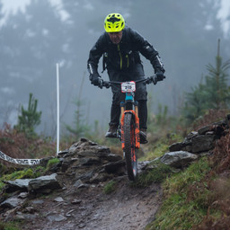 Photo of George HANSCOMB at BikePark Wales