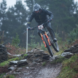 Photo of Martin EMMERTON at BikePark Wales
