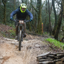 Photo of Lloyd DAVIES at BikePark Wales