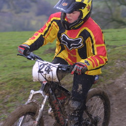 Photo of Ben BITHELL at Nantmawr Quarry
