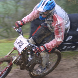 Photo of Phil GRUNDY at Nantmawr Quarry