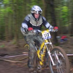 Photo of Rider 317 at Baskerville Hall