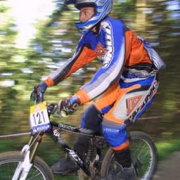 Photo of Chris MILLINS at Bringewood