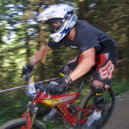 Photo of Martyn HOYLE at Bringewood