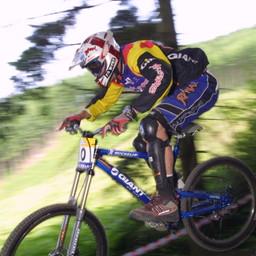 Photo of Rob WARNER at Bringewood