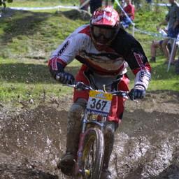 Photo of Adam MORGAN at Rhyd y Felin