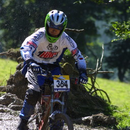 Photo of Ryan STOPFORD at Rhyd y Felin