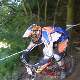 Photo of Craig BROMLEY at Rhyd y Felin