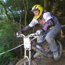 Photo of Tim STOREY at Rhyd y Felin