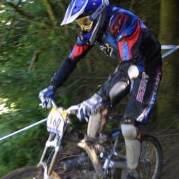 Photo of Colin PRATCHETT at Rhyd y Felin