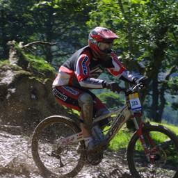 Photo of Darrell UPTON at Rhyd y Felin
