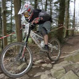 Photo of Chris MORRIS (sen1) at Caersws