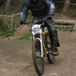 Photo of Si PATON at Caersws