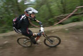 Photo of Tim PEARSON (mas) at Caersws