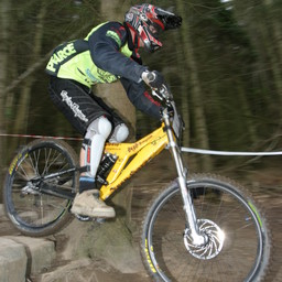 Photo of Dave SMITH (exp) at Caersws