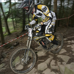 Photo of Tom DEACON at Caersws