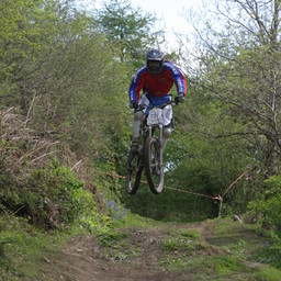 Photo of Andrew MCDONNELL at Caersws